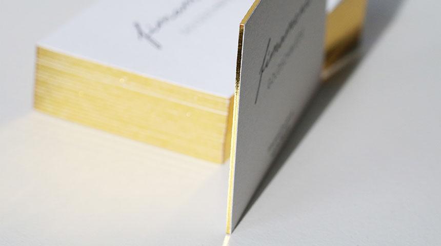 Prägerei De Druck Und Papieroptionen Folienschnitt